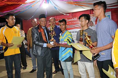 Tutup kegiatan HUT RI Desa Petangis, Wakil Bupati Paser ajak masyarakat syukuri Anugerah Kemerdekaan RI