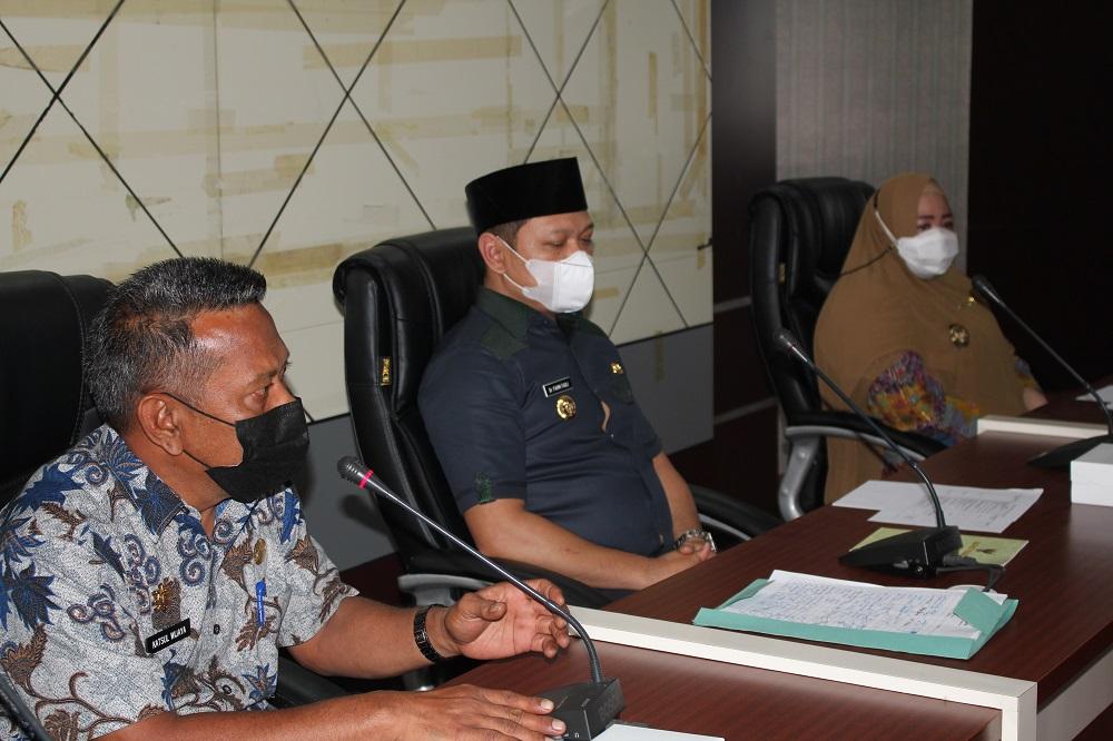 Bupati Fahmi Minta Kepala Perangkat Daerah Memahami Betul Arah & Prioritas Pembangunan Kabupaten Paser yang Dituangkan Dalam Visi-Misi