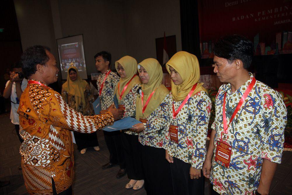 Lomba Kadarkum Tingkat Nasional 2016, Paser (Kaltim) Berhasil Sampai Perdelapan Final