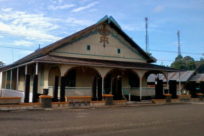 Rp 700 Juta untuk Renovasi Museum Keraton Belengkong