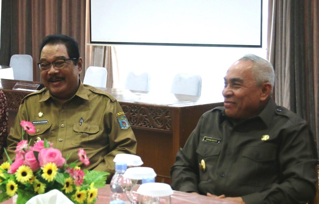 Kabupaten Paser Dukung Program Pengurangan Emisi