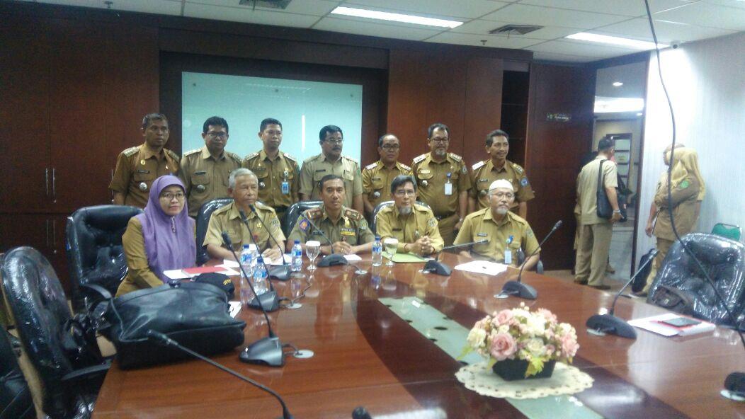 Camat Long Ikis Wakili Paser di Ajang Camat Berprestasi Tingkat Provinsi