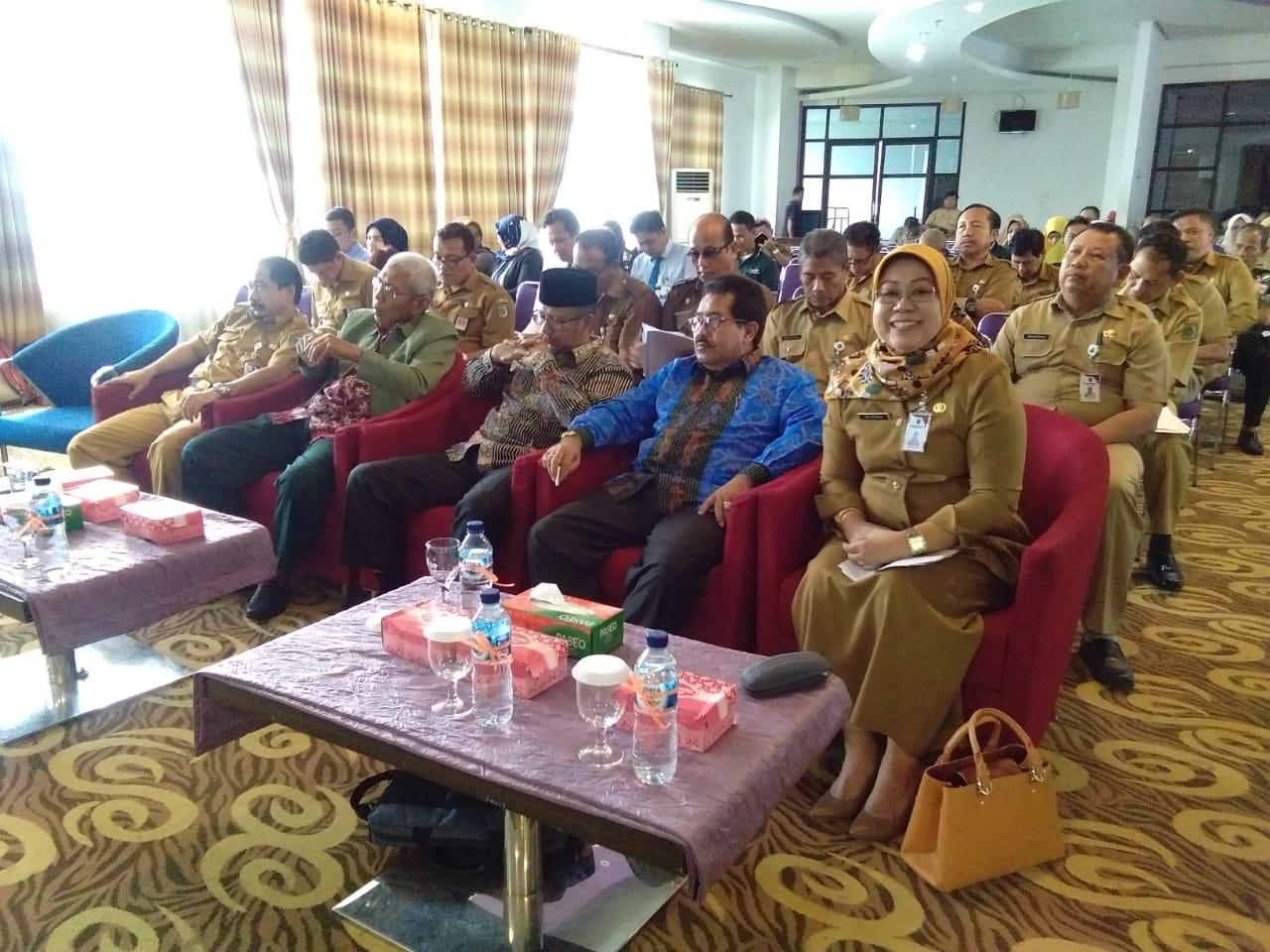 Forum Konsultasi Publik Bahas RKPD 2020