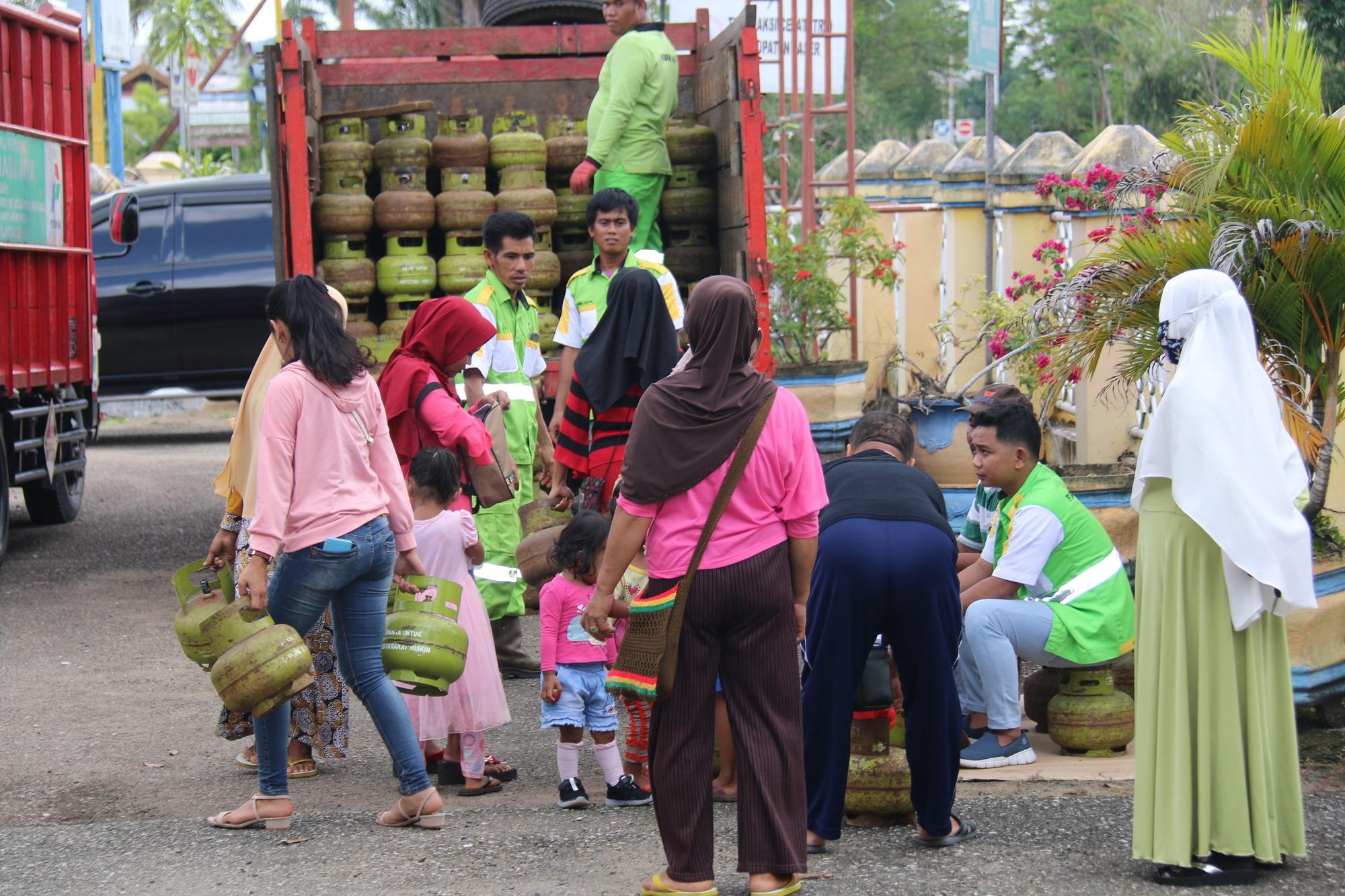 Bazar Gas  Elfiji 3 Kg Hanya Rp22 ribu