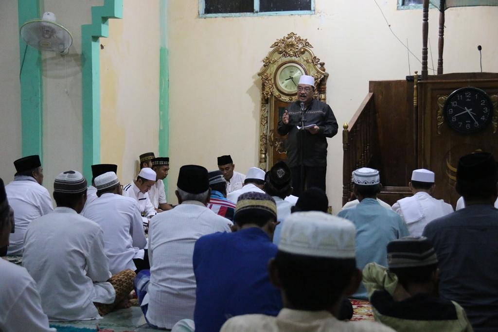 Pemkab Paser Lanjutkan Safari Ramadhan ke Desa Lori