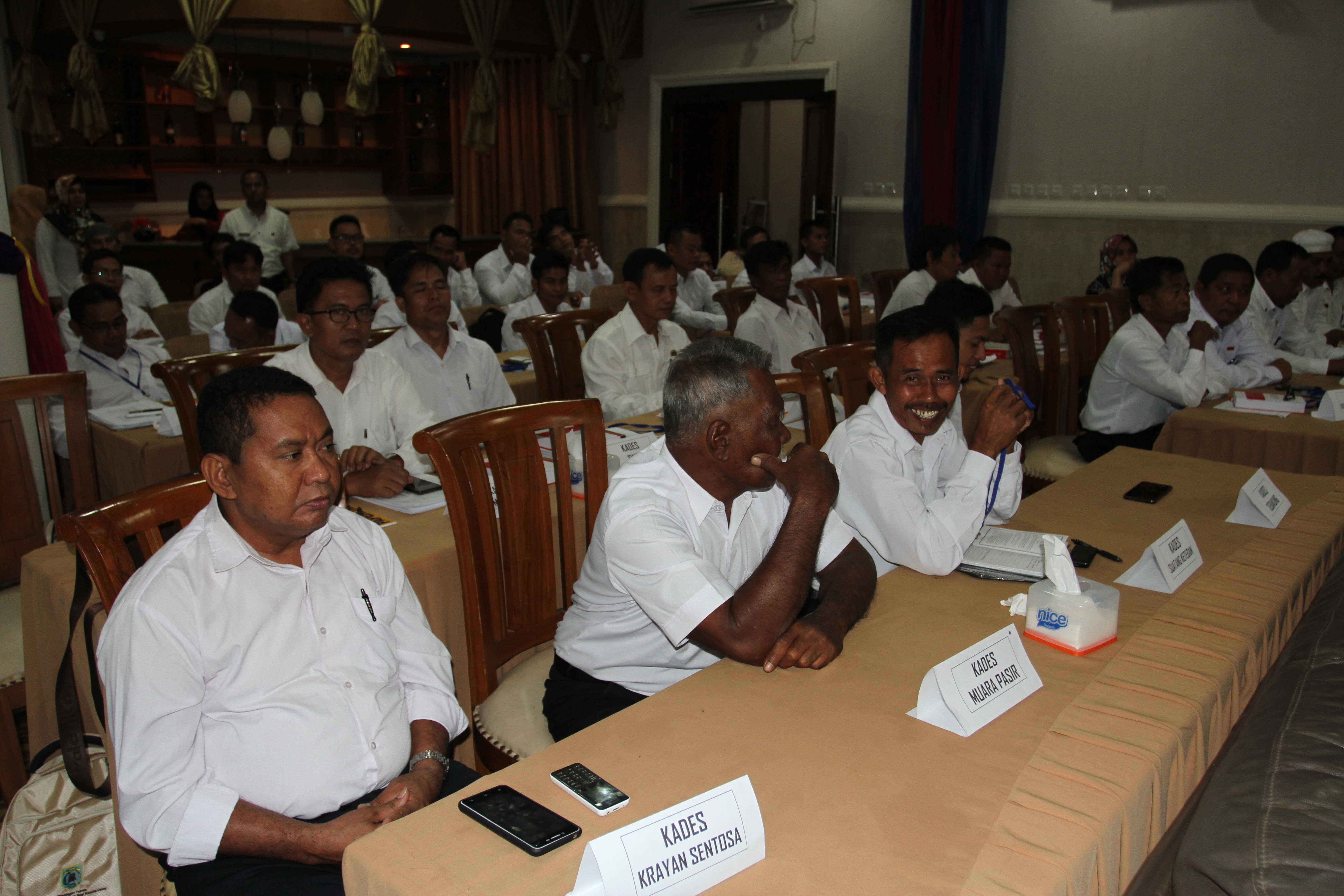 Wabup: Pemkab Selalu Wujudkan Kesejahteraan Masyarakat  Melalui Pemberdayaan Masyarakat dan Desa