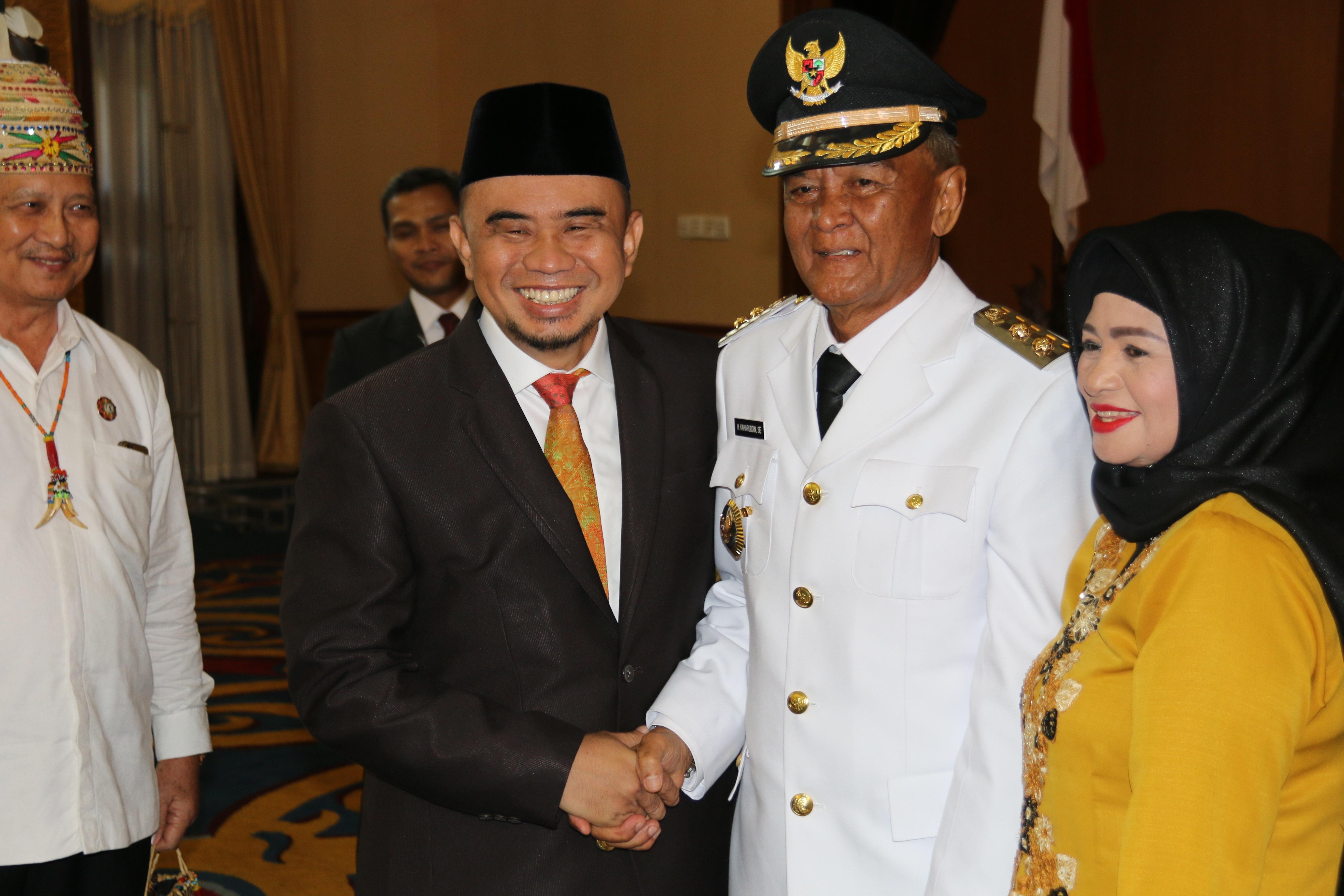 Kaharuddin: Almarhum Mardikansyah yang Mengangkat Saya & Menjadikan Saya Seperti Sekarang ini