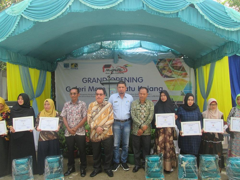 Bupati: Kepala Desa Dituntut Mampu Mensejahterakan Masyarakat Dengan Membangun Ekonomi Lokal Sesuai  Budaya & Kearifan Lokal