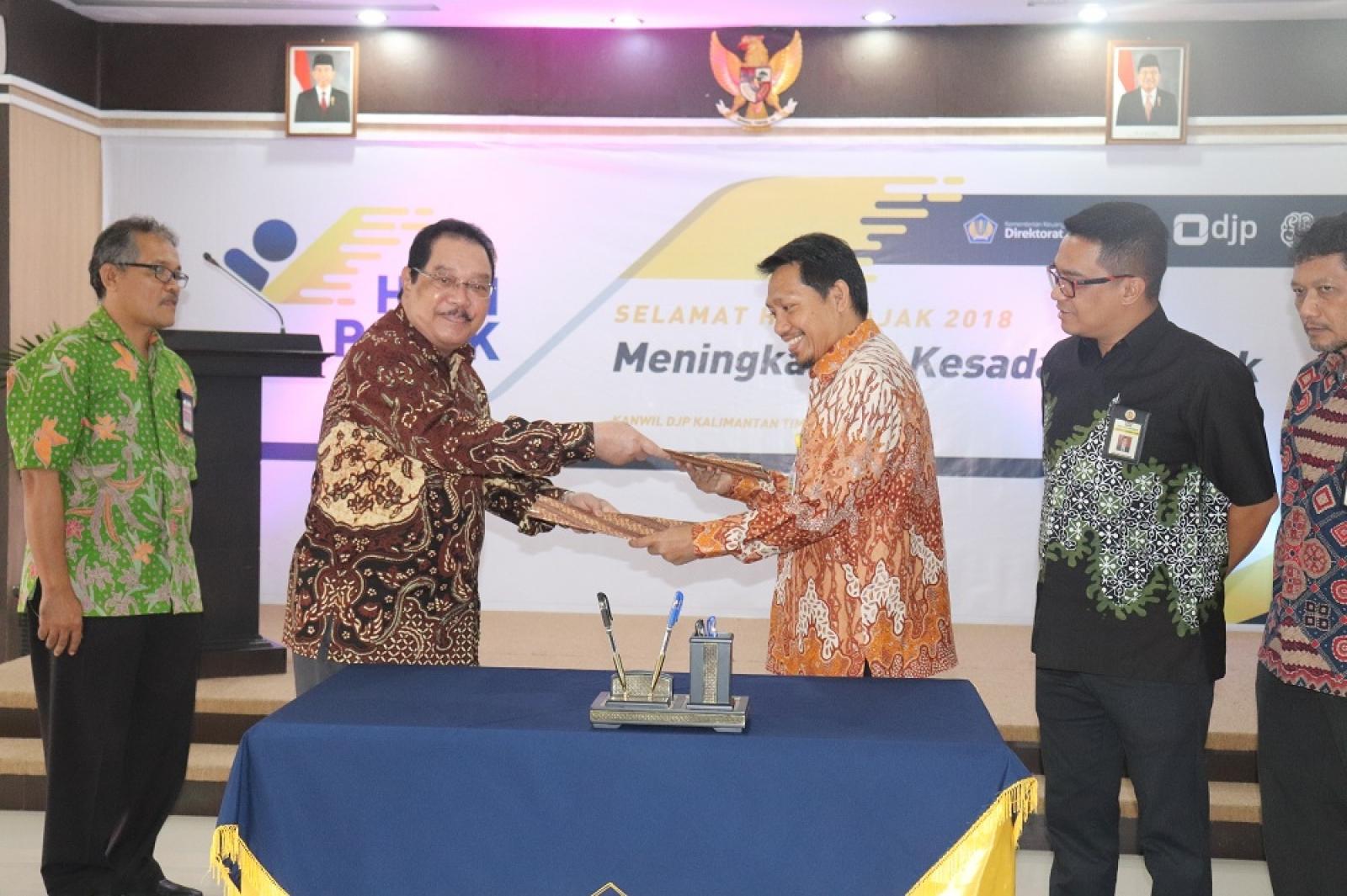 12 Kerjasama Antar  Pemerintah Daerah Selama 2018