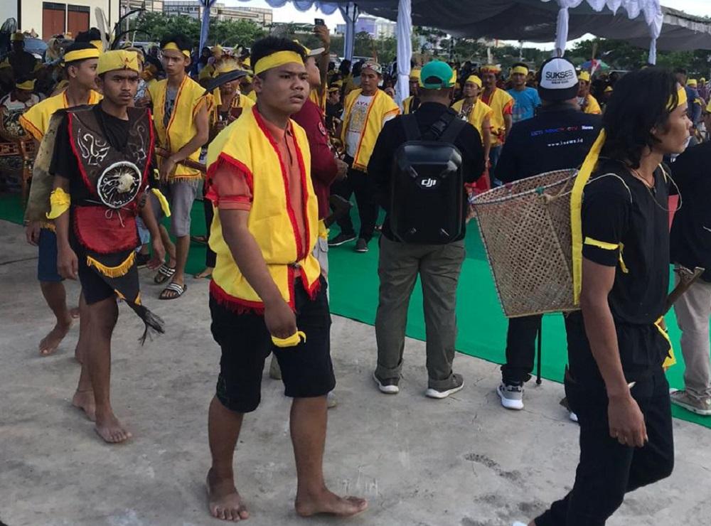 Festival Budaya Melas Taon Tampilkan Warna Budaya Suku Paser