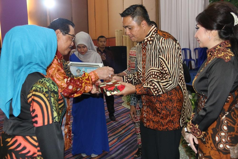 Bupati Yakin kehadiran AKBP Murwoto selaku Kapolres Paser Mampu Melanjutkan Keberhasilan AKBP Roy Satya Putra