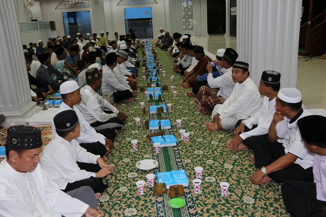 Pemkab Akhiri Safari Ramadhan di Tanah Grogot
