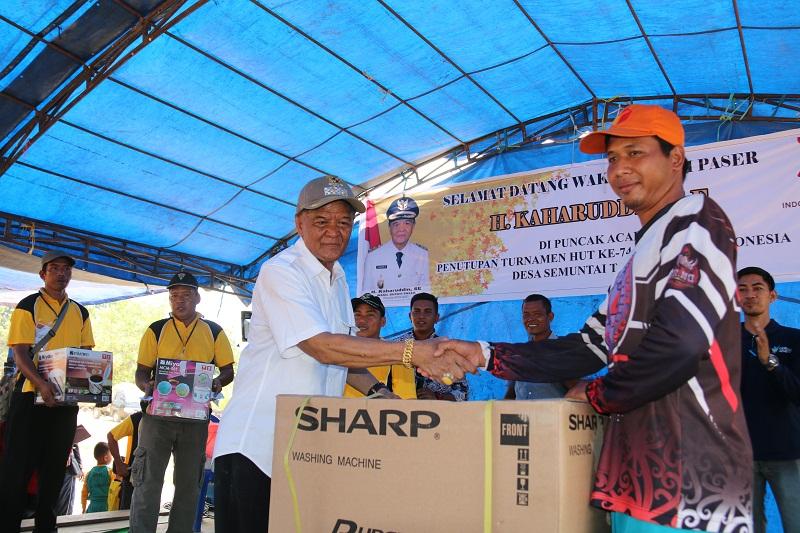 Wabup: Kedepan Bagaimana Pemerintah Daerah & Unsur Desa  Mengambil Peran Mengisi Pembangunan