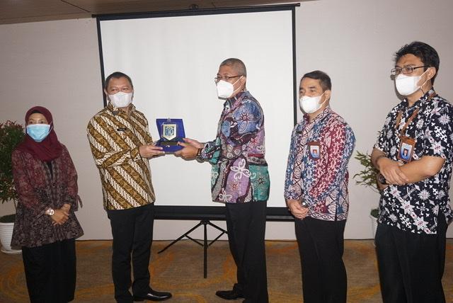 Pertemuan Bupati Fahmi & BPKP, Dilanjutkan Aksi Daerah