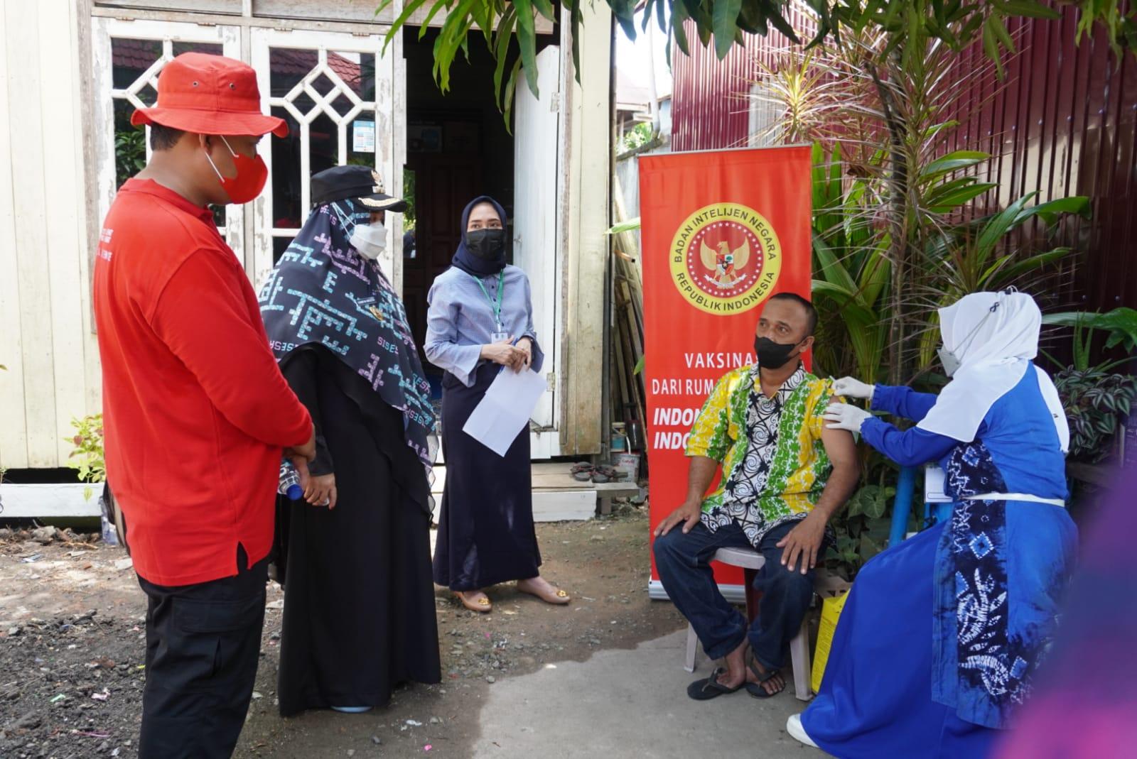 Di Kabupaten Paser , Cakupan Vaksinasi Covid-19 Mencapai 23 Persen
