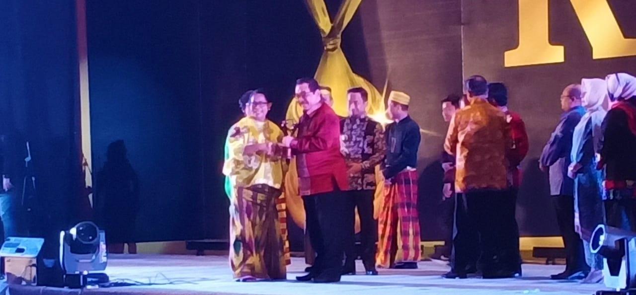 Lagi, Paser  Peroleh Anugerah KLA Pratama