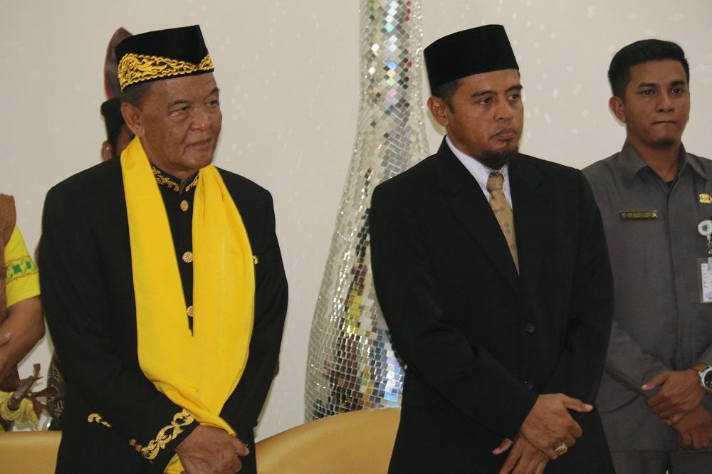 Pemilihan Wakil Bupati Paser, Kaharuddin 21 Suara, Zulkifli K 2 Suara
