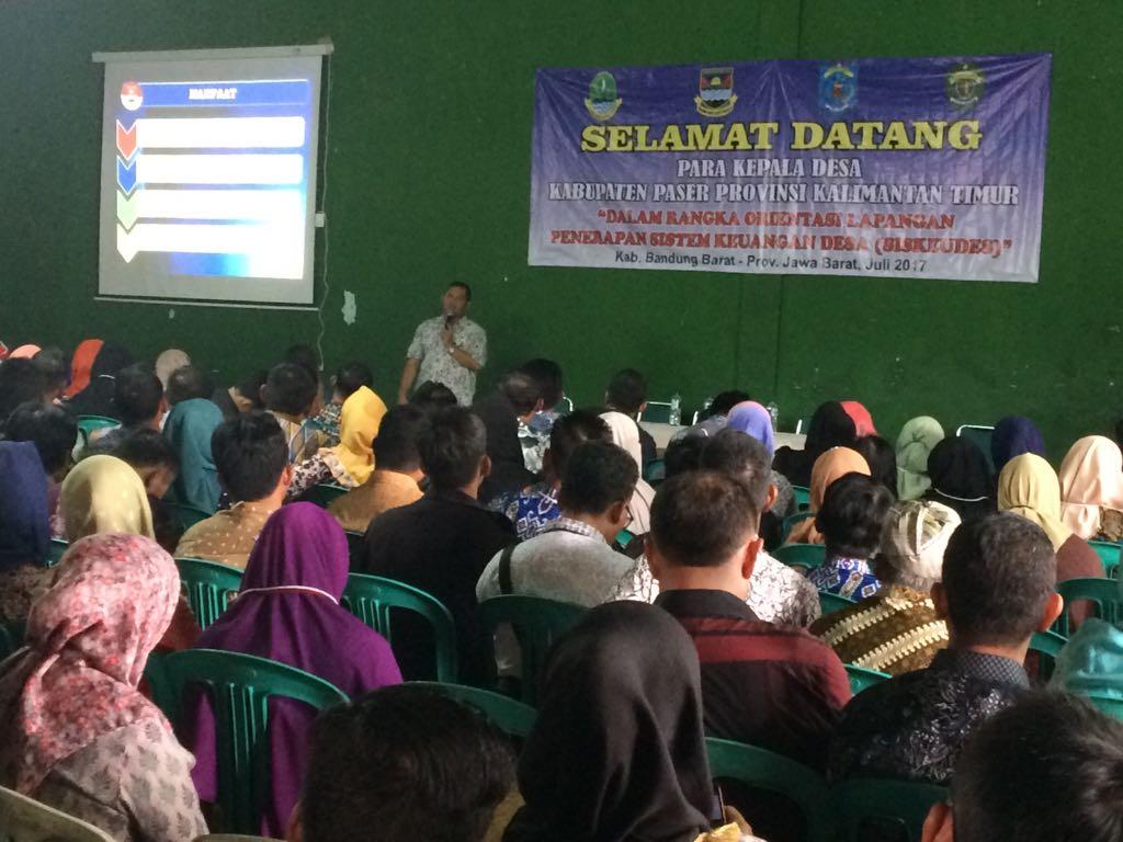 Apdesi Paser Studi ke Kabupaten Bandung Barat