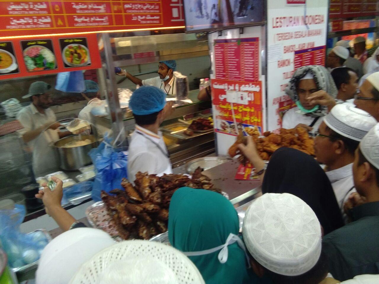 Jamaah Calon Haji Keluhkan Konsumsi dan Jumlah Bus