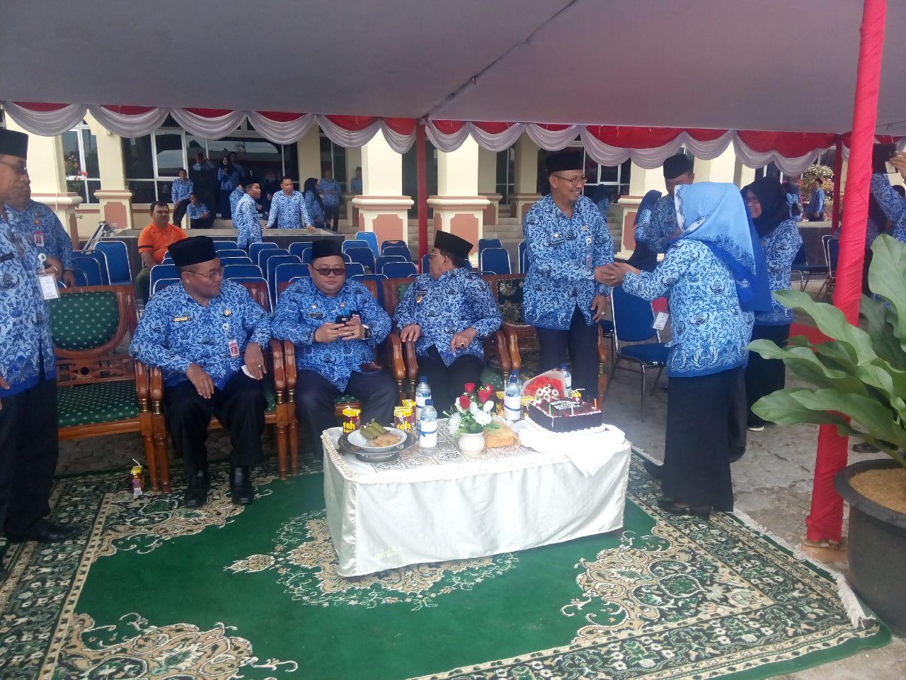 Sekda Fathur Rahman Banjir Ucapan Ulang Tahun