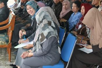Ikuti Upacara Hari Lahir Pancasila, Pejabat di Wajibkan  Absensi