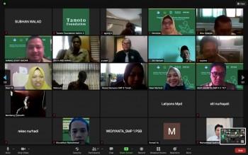 Masyarakat dan Sekolah Bahu Membahu di Pelatihan Tanoto Foundation