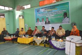 Pergantian Pimpinan Desa Tidak Berpengaruh Terhadap Program Kerja