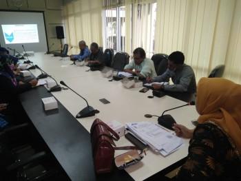 Asisten Ekonomi Pimpin Rapat Kesiapan Ikuti AOE 2019