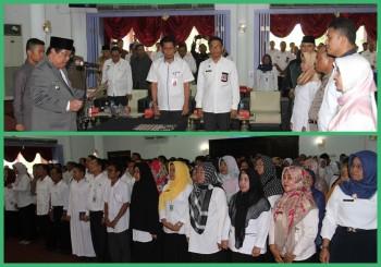 261 Pejabat di lingkungan Pemkab Paser Bergeser, 6 Eselon II Bertukar Tempat & 3 Orang Dilantik Sebagai Camat