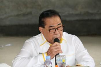 Ketua BNK Himbau Instansi & Swasta Pasang  Spanduk HANI 2018