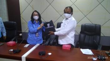 Pemkab Paser Terima Kunjungan Kepala KPP Pratama Penajam