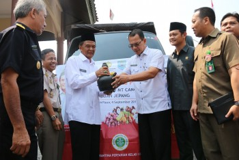 Paser Ekspor  Cangkang  Sawit Senilai Rp10,7 Miliar