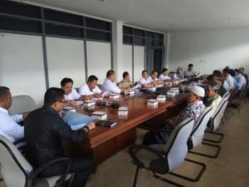 Asisten Umum Fasilitasi Permasalahan Tanah Fasilitas Umum Desa Padang Pangrapat