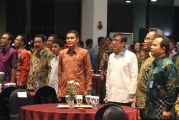 Bupati Hadiri Pembukaan Lomba KADARKUM di Jakarta