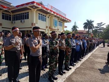 Harmoni Indonesia Dipusatkan di Halaman Kantor Bupati