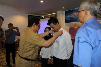 Bupati Buka Pelatihan SKKNI TIK Angkatan Kerja Muda Paser