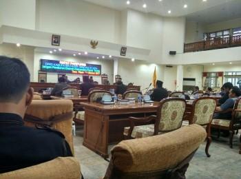 Tidak Memenuhi Kuorum, Rapat Paripurna P-APBD Tahun 2017 Tertunda 6 Jam