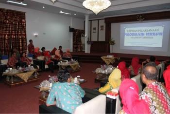 DP3AKB Balikpapan Studi Banding Ke Paser