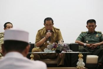 Wabup Ajak Pelihara Keamanan dan Kerukunan di Paser