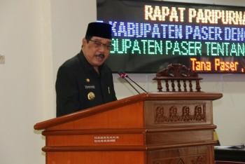 APBD Perubahan 2019 Naik Rp158 Miliar