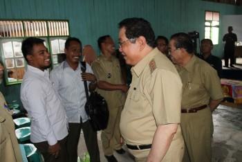 Musrenbang di Kecamatan Tanjung Harapan, Bupati Minta Kepala Desa  Pro Aktif Konsultasi