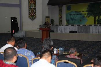 Sekda Buka Penyuluhan & Sosialisasi PTSL 2020