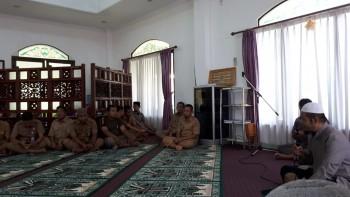 Darussalam Ceramah di Langgar Setda, Luruskan Pemahaman dalam Berpuasa