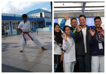 Atlet Karate Asal Paser Siap Berlaga ke Tingkat Nasional