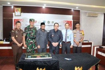 Bupati: Kerjasama  Komitmen Pemkab Paser Bergandengan Tangan Membangun Daerah