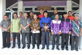 DPRD Tanah Bumbu Studi Banding ke Pemkab Paser