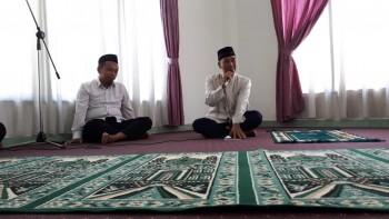 Latif Thaha Hibur Pegawai Setda dengan Ceramah yang Kocak