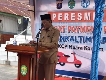 Wabup: Keberadaan  Samsat Payment Point ini Ada Beberapa Alasan Rasional