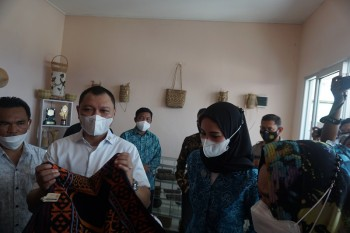 Komitmen Tinggi Bupati & Ketua Dekranasda Mendorong UMKM di Paser