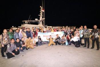 Pleno Raker Kehumasan di Kapal TNI AL